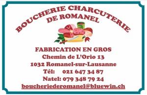 Boucherie Charcuterie Romanel