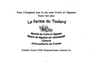 Ferme du Taulard