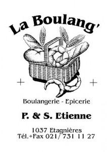 La Boulang Etagnières