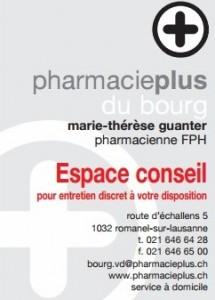 Pharmacie du Bourg Romanel